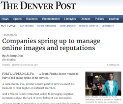 Denver Post Mention